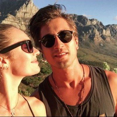 Candice Swanepoel y Hermann Nicoli disfrutando de unos días de relax en Ciudad del Cabo