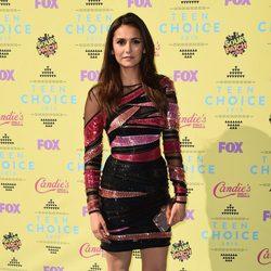 Nina Dobrev en los Teen Choice Awards 2015