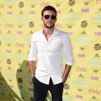 Scott Eastwood en los Teen Choice Awards 2015