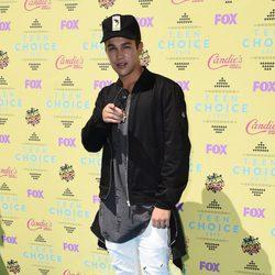 Austin Mahone en los Teen Choice Awards 2015