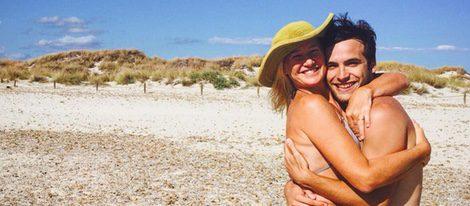 Ana Duato y Ricardo Gómez en Ibiza
