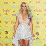 Britney Spears en los Teen Choice Awards 2015