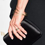 La alianza de casada de Jennifer Aniston: un anillo de oro y diamantes