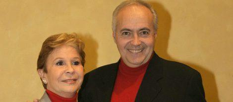 Lina Morgan y José Luis Moreno