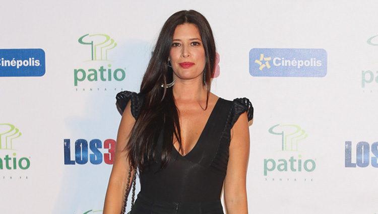 Angie Cepeda en el estreno de 'Los 33' en México