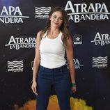 Inma del Moral en el estreno de 'Atrapa la bandera' en Madrid
