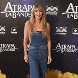 Raquel Meroño en el estreno de 'Atrapa la bandera' en Madrid