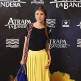 Alba Messa en el estreno de 'Atrapa la bandera' en Madrid