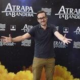 Joaquín Reyes en el estreno de 'Atrapa la bandera' en Madrid