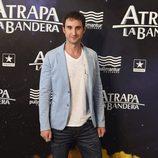 Dani Rovira en el estreno de 'Atrapa la bandera' en Madrid