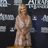 Cayetana Guillén Cuervo en el estreno de 'Atrapa la bandera' en Madrid