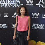 Toni Acosta en el estreno de 'Atrapa la bandera' en Madrid