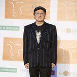 Javier Gurruchaga en la entrega de los Premios Ceres 2015