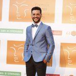 Fran Perea en la entrega de los Premios Ceres 2015