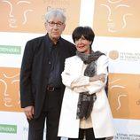 José Sacristán y Concha Velasco en la entrega de los Premios Ceres 2015