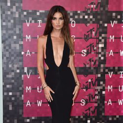 Lily Aldridge en los Video Music Awards 2015
