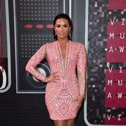 Demi Lovato en los Video Music Awards 2015