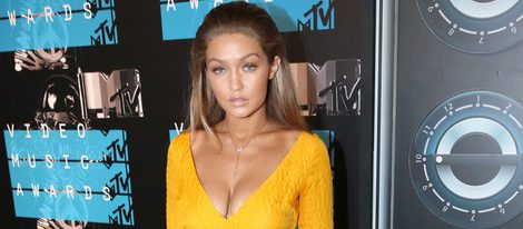 Gigi Hadid en los Video Music Awards 2015