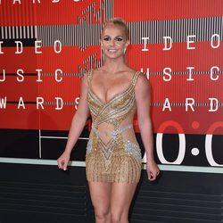 Britney Spears en los Video Music Awards 2015