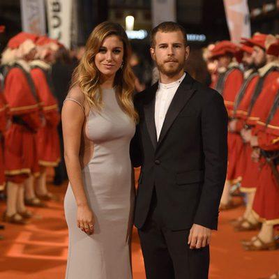 Blanca Suárez y Álvaro Cervantes estrenan 'Carlos, Rey Emperador' en el FesTVal de Vitoria 2015