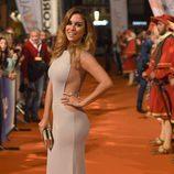Blanca Suárez en el estreno de 'Carlos, Rey Emperador' en el FesTVal de Vitoria 2015