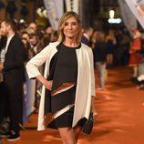 Nathalie Poza en el estreno de 'Carlos, Rey Emperador' en el FesTVal de Vitoria 2015