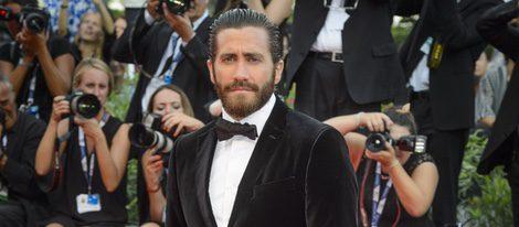 Jake Gyllenhaal en el estreno de 'Everest' en la Mostra de Venecia 2015