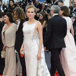 Diane Kruger en el estreno de 'Everest' en la Mostra de Venecia 2015