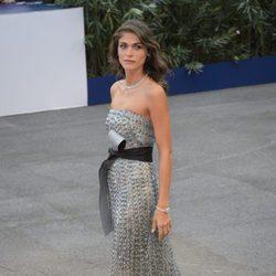 Elisa Sednaoui en el estreno de 'Everest' en la Mostra de Venecia 2015