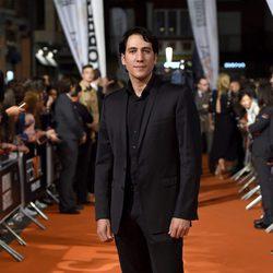 Alberto Ammann en el estreno de 'Apaches' en el FesTVal de Vitoria 2015