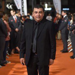 Paco Tous en el estreno de 'Apaches' en el FesTVal de Vitoria 2015