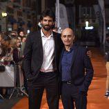 Rubén Cortada y Pepe Viyuela presentan 'Olmos y Robles' en el FesTVal de Vitoria 2015