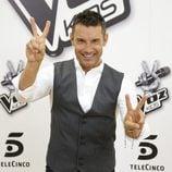 Jesús Vázquez en la presentación de la 'La Voz Kids 2'