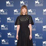Dakota Johnson presenta en la Mostra de Venecia 2015 la película 'Black Mass'