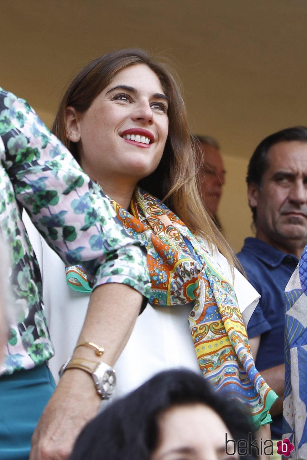 Lourdes Montes en la Goyesca 2015