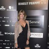 Arancha de Benito en el desfile de Bloomers en Madrid Fashion Show
