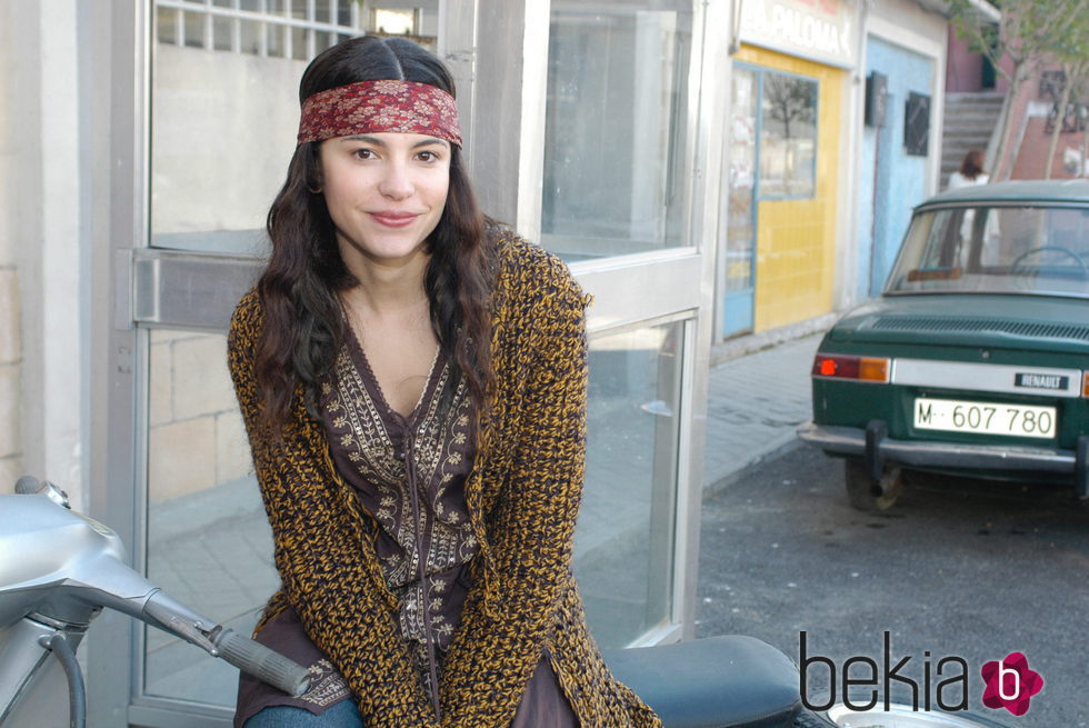 Irene Visedo en 'Cuéntame cómo pasó'