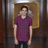 Llorenç González en la presentación de la tercera temporada de 'Velvet'