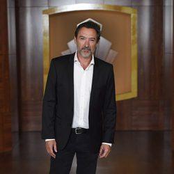 Ginés García Millán en la presentación de la tercera temporada de 'Velvet'