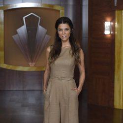 Juana Acosta en la presentación de la tercera temporada de 'Velvet'