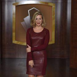 Cecilia Freire en la presentación de la tercera temporada de 'Velvet'