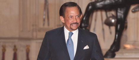 El Sultán de Brunéi