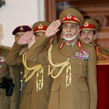 El Sultán de Omán
