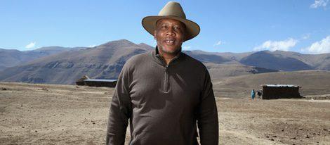 Letsie de Lesoto