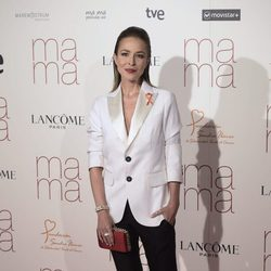 Silvia Abascal en el estreno de 'Ma ma'