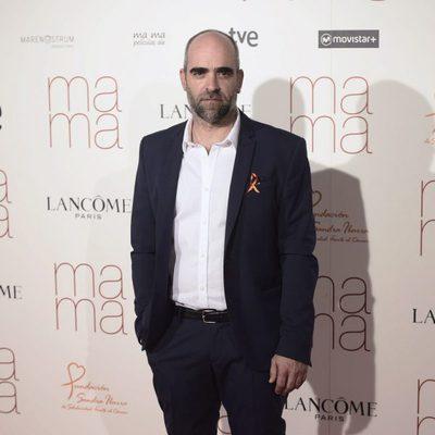 Luis Tosar en el estreno de 'Ma ma'