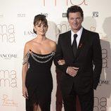 Penélope Cruz y Julio Medem en el estreno de 'Ma ma'
