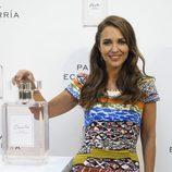 Paula Echevarría en la presentación de su perfume 'Paula'