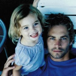 Meadow Walker sube imagen con su padre Paul Walker para recordarle