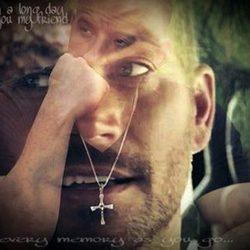 Homenaje de Vin Diesel a Paul Walker